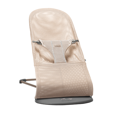 Slika BabyBjörn® Gugalnik Balance Bliss Mesh Pearly Pink