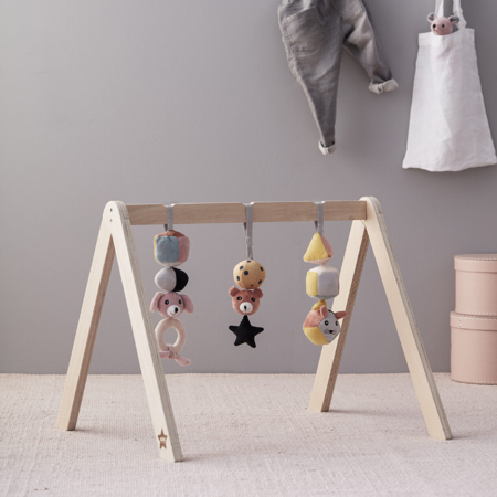 Kids Concept® Snemljive igračke za aktivnostni lok Edvin