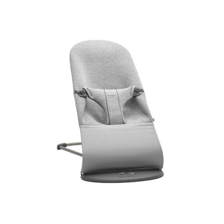 Slika BabyBjörn® Gugalnik Balance Bliss 3D Jersey Light Grey