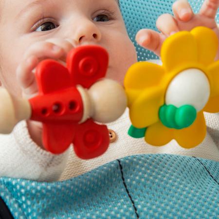 BabyBjörn® Lok z igračkami za gugalnik Flying Friends