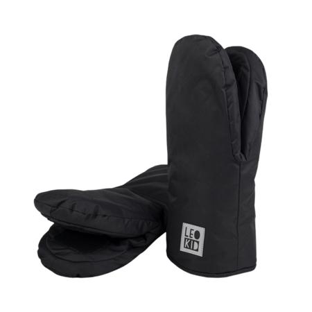 Leokid® Rokavice za voziček Black