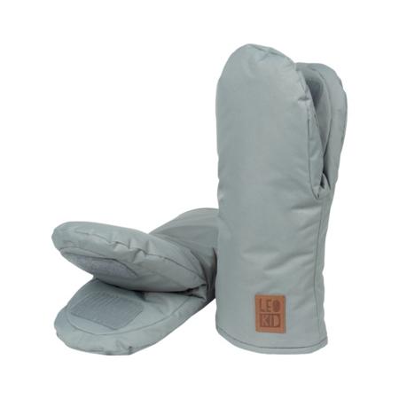 Leokid® Rokavice za voziček Steel Wool