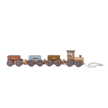Slika Bloomingville®  Rolla vlakec na poteg Grey