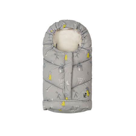 Leokid® Zimska vreča Transformer Fantastic