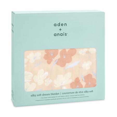 Aden+Anais® Bambusova odejica Koi Pond 120x120