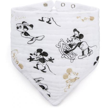 Slika Aden+Anais® Bombažni slinček Disney Mickey's 90th
