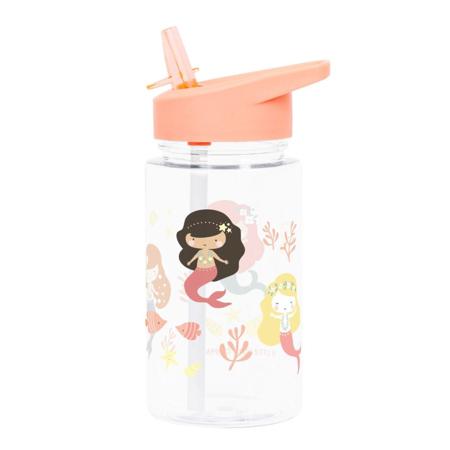 Slika A Little Lovely Company® Steklenička za pijačo Mermaids