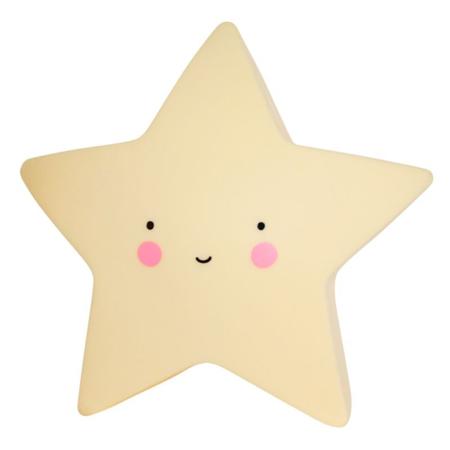 Slika A Little Lovely Company® Majhna lučka Zvezdica Rumena