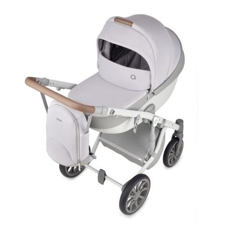 Slika Anex® Otroški voziček s košaro in nahrbtnikom 2v1 M/Type (0-22kg) Arctic