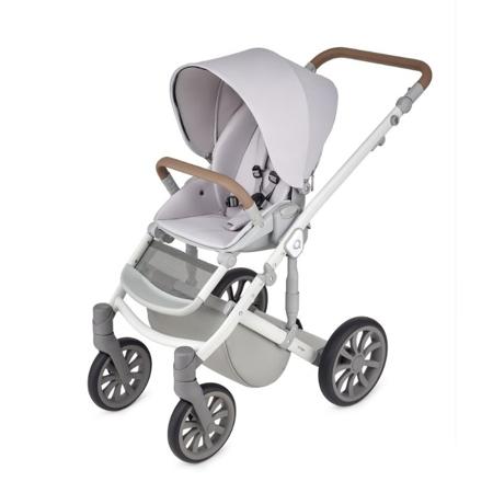 Anex® Otroški voziček s košaro in nahrbtnikom 2v1 M/Type (0-22kg) Arctic