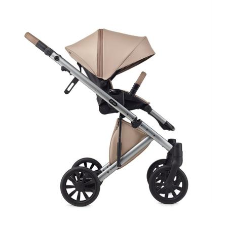 Anex® Otroški voziček s košaro in nahrbtnikom 2v1 E/Type (0-22kg) Boho Special Edition