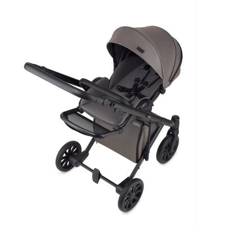 Anex® Otroški voziček s košaro in nahrbtnikom 2v1 E/Type (0-22kg) Gothic
