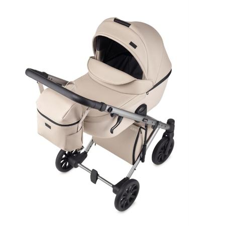 Slika Anex® Otroški voziček s košaro in nahrbtnikom 2v1 E/Type (0-22kg) Soul