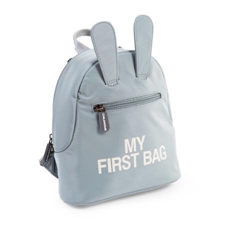 Childhome® Otroški nahrbtnik My First Bag Grey