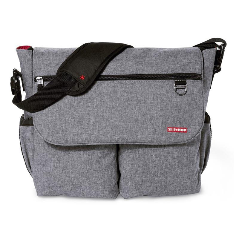 skiphop-dash-signature-diaper-bag-heather-gray_2