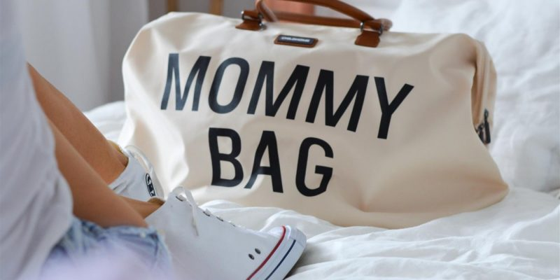 Childhome velika otrba Mommy Bag