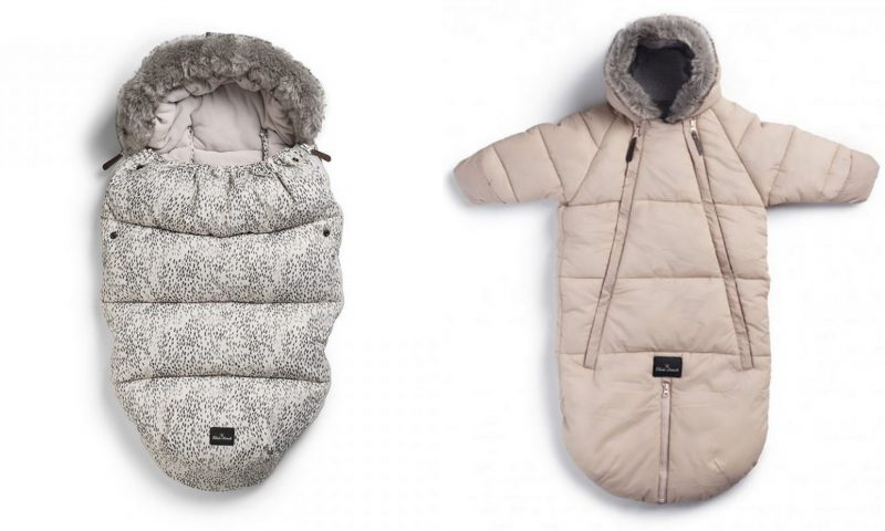 Elodie Details zimska vreča in kombinezon